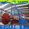 De 18 pulgadas Julong Bucket-Wheel &Draga draga de succión de arena con alta eficiencia