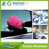 Doble cara súper microfibra lavado de limpieza de coche guante