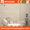 Sala Mirror Gold Glitter Wallpaper