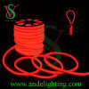 빨간 LED 유연한 네온 지구 빛