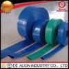 Boyau de puits d'eau de PVC Layflat