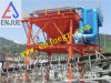 Шанхайский Порт Enjue использовать мобильные пыли Eco Dust-Trap загрузочного бункера