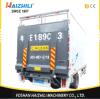 セリウムは2トンのトラックのテール上昇トラックの中国で普及した油圧貨物自動車のテール上昇のレッカー車のタイプを承認する