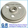 掘削機2のための鋳造物鋼鉄車輪