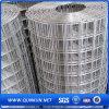 Acoplamiento de alambre soldado galvanizado del hierro/tela metálica soldada del hierro en venta