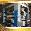 Merk 6 van Nuoxin Machine van de Druk van de Kleur Flexographic