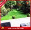 屋上庭園の装飾および美化のための人工的な草の泥炭