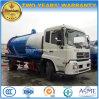 12000 L 하수 오물 흡입 4*2 진공 탱크 트럭 가격