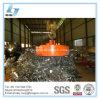 드는 철을%s 둥근 유형 기중기 전기 자석 기중기