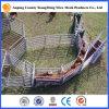 畜舎のゲートの金属の牛ゲートの家畜はパネルを包囲する
