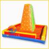 Gioco gonfiabile di sport, parete di scalata di roccia, parete rampicante gonfiabile