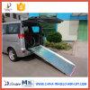 Charge manuelle 350kg de rampe de charge de fauteuil roulant