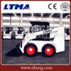 Capacidad de cargamento de los cargadores del buey del patín del cargador Ws65 de la rueda pequeña 870kg