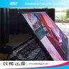 정면 접근 P5, P6, P8, P10 의 1r1g1b 상업 광고를 위한 옥외 풀 컬러 발광 다이오드 표시