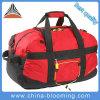 Saco de viagem ao ar livre da bagagem do Duffel do esporte vermelho unisex do poliéster 600d