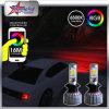 2 in 1 Uitrusting van de LEIDENE Bol van de Koplamp - het Smartphone aPP-Toegelaten RGB Oog van de Demon Bluetooth + LEIDENE Koplamp voor Auto's