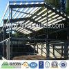 Het geprefabriceerde Modulaire Pakhuis van de Structuur van het Staal van Huizen
