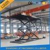Levage hydraulique matériel industriel de véhicule de ciseaux
