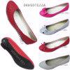 Fashion Stitched PU Low Heel Women Shoes (A112502490)