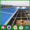 Structure légère en acier à faible coût de construction en acier préfabriqués