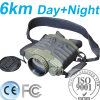 6km Long Range Night Vision Handheld Binocular Thermal Imaging Camera