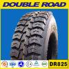 O caminhão dobro do pneumático do caminhão da polarização da estrada cansa o pneu 9.5r17.5 9r22.5 10r22.5 do caminhão de 9.5r17.5 9.5X17.5