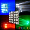 5X5 25*10W RGBW 4in1 DEL Matrix Beam Effect Disco Light