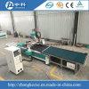 Cargamento auto y descarga de la máquina de madera del ranurador del CNC con alta calidad