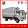 4*2 밴 Box Truck, Refrigerator를 가진 밴 Cargo Truck