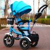 Triciclo esperto novo de /Children do triciclo do bebê 4 in-1 com pneumático do ar