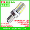 E12 bombilla LED 2.5W (LT-E12P4).