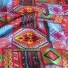 O estilo do Crepe imprimiu a tela de rayon para a camisa/vestidos das mulheres