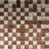 고품질 황금 유리제 예술 모자이크 (VMW3105)