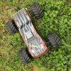 1/10e de châssis en métal Hobby Brushless voiture RC
