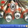 Armadura de alambre de acero la perforación de la manguera de goma de caucho especial/tubo de perforación