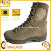 Areia camurça vaca botas de deserto militar
