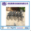 Cadinho usado fornalha da inserção do carboneto de tungstênio do crescimento de cristal da safira