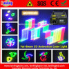 laser Gordo-Beam Light (L3DF50RGB) de 400MW RGB 3D Animation
