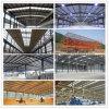 Construction en acier de Chambre de gymnastique avec le meilleur plan