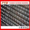 Extruder bimétallique Screw et Barrel pour Plastic Extruder