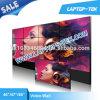 Mur bon marché sans couture de vidéo de l'écran LCD DEL de 46 pouces