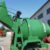 Self portatif Loading 350L Electric Concrete Mixer