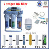 Bester Sell RO Water Purifier System für Drinking/Alkaline Water Filter RO System