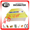 2014 Fully Automatic Mini Chicken Egg Incubator Va-48