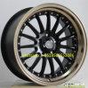 17*7.5j/8.5j orlara bordas da roda da liga de alumínio do carro das rodas do automóvel