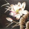 Waterlily Glasdekoration-Kunst-Mosaik (CFD192)