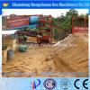 Équipement de traitement du petit minerai Trommel Wash Gold Mining Equipment