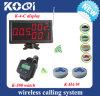 Sistema de llamada a la enfermera 433.92 CE Certificaiton inalámbrica para el Hospital