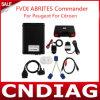 2015 de Bevelhebber van Fvdi Abrites voor Peugeot voor de Dongle van de Software USB van Citroën (V6.7)