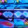 RGB de Cores Personalizadas 3NO1 Luzes de Cortina de LED de vídeo